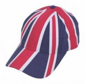 Baseballkeps - Union Jack