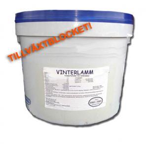 Foderblock Vinterlamm - energi & protein