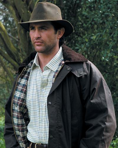 Hoggs Waxed Indiana Hat