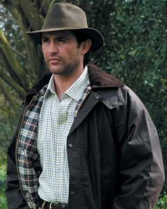 Hoggs Wax Caledonia Hat - vaxad regnhatt