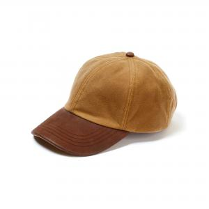 Joseph Turner Waxed Baseball Cap