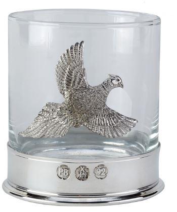 Bisley Whiskyglas - fasan
