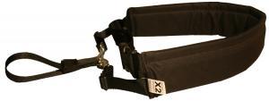 Baggen Softbelt svart X2