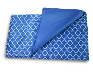 Cooling pad blue 50x90