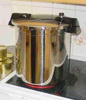 Tryck kokare 13L