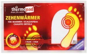 Tåvarmer, Thermopad