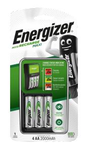 Energizer Maxi Charger, batteriladdare