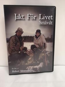 Jakt för Livet Småvilt, Robert Salomonsson DVD
