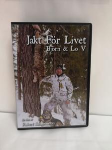 Jakt för Livet V, Robert Salomonsson DVD