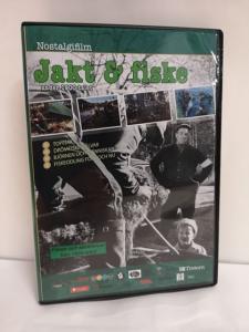 Nostalgifilm Jakt & Fiske, DVD