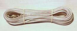Spårlina gjuten 15m x 6mm transparent, Alac