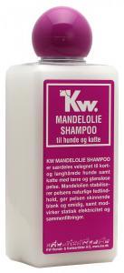 KW Mandelolje shampoo