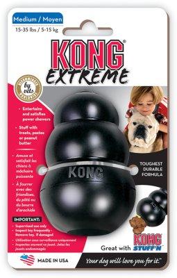 Kong Extreme M svart