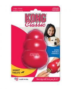 Kong Classic L röd