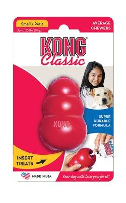 Kong Classic S röd