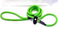 Retrieverkoppel limegrön