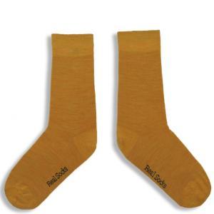 Real Socks Holy mustard