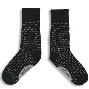 Real Socks Vanilla sprinkles