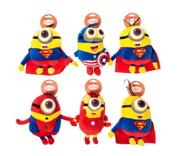 Minions Superhero, 20cm
