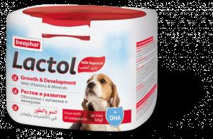 Valpmjölk Beaphar Lactol 250g