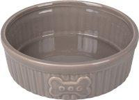Keramik skål 300ml, grå