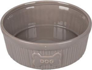 Keramik skål 1,5L, grå