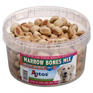 Marrobones 900g, Antos hundkex