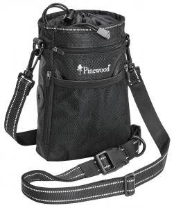 Dog-Sport Bag black, Pinewood