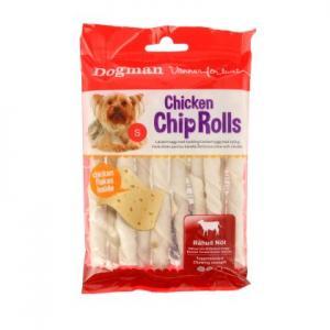 Chicken Chip Rolls 10-p, Dogman