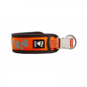 Hurtta Weekend warrior collar 45-65cm, neon orange