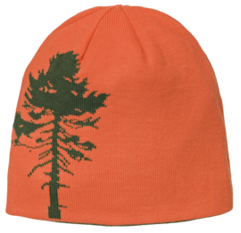 Mössa Träd Jr Orange/green, Pinewood