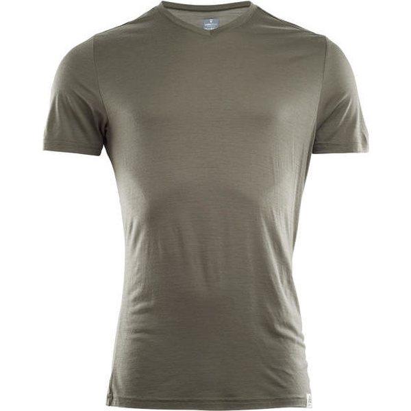Light Wool T-Shirt Man L, Ranger Green Aclima