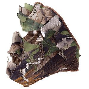 Wood Leaf face campuflage hood, Swedteam