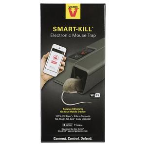 Elektrisk Musfälla Smart-Kill Wi-Fi