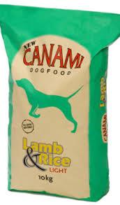 Canami Lamb & Rice Light