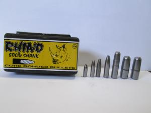 Solid Shank .243/100gr, 50st
