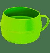 Vikmugg Neongrön