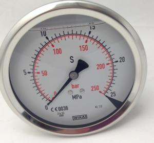 Manometer 100 mm