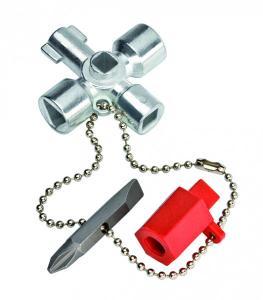 KNIPEX Fastighetsskötarnyckel