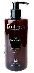 Ecologiq body wash 330ml