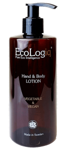 Ecologiq body lotion 330ml
