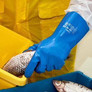 0630, Kemikalieresistent handske Chemstar® Nitril