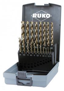 RUKO Superborr UNIxtra 1-10mm fasat skaft