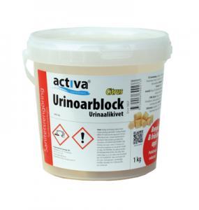 Activa Citron Urinoarblock 1kg