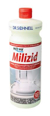 Activa Milizid 1L Kalk- och Sanitetsrent