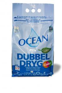 Ocean Dubbeldryg Kulörtvätt Parfym Refill 3,5kg