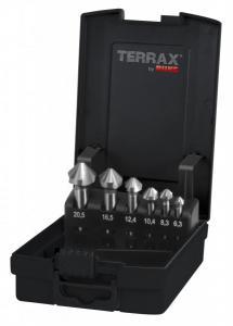RUKO Terrax Försänkarsats 6,3-20,5mm