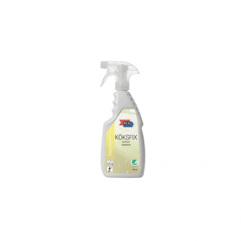 Köksfix Spray 750ml, svanen
