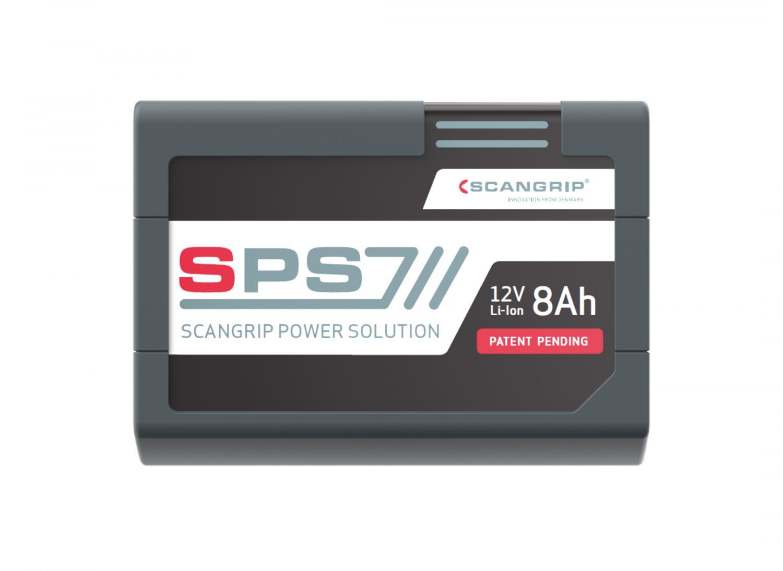Scangrip Batteri 12V 8,0 Ah till SPS serien