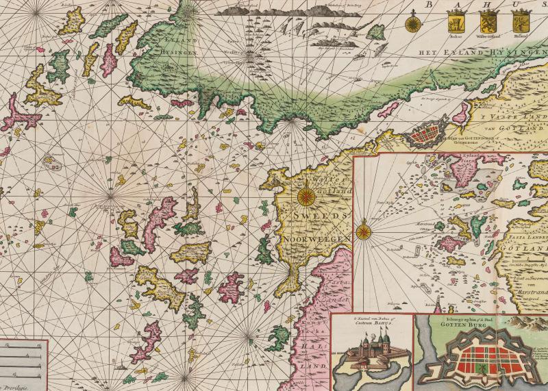 Sea Charts #203